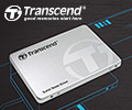 До 1000 бонусов за покупку жестких дисков Transcend.