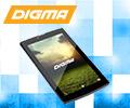 Сертификат Ситилинк на 500 рублей в подарок за планшет Digma Optima 7202.