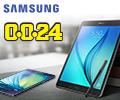 Рассрочка 0-0-24 на смартфоны и планшеты Samsung
