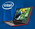 Бонусы за устройства 2в1 на базе процессоров Intel®