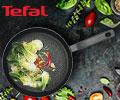Форма для выпечки Easy Grip в подарок за покупку посуды Tefal Hard Titanium.