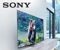 Карта Visa номиналом 15 000 рублей в подарок за покупку телевизора Sony BRAVIA.