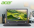 При покупке ноутбуков Acer  - скидка 10% по промокоду.