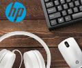 Скидка до 40% на аксессуары HP