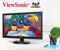 Экстрабонусы в размере 15% от цены в подарок за мониторы Viewsonic.