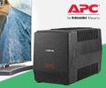 Скидка 20% на стабилизаторы напряжения APC при покупке в комплекте с телевизором.