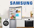 Экстрабонусы в размере 15% от цены в подарок за покупку крупной бытовой техники Samsung.