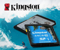Скидка на карты памяти Kingston