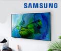 Бесплатная доставка, установка и тестирование телевизоров Samsung