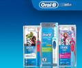 Скидка 25% по промокоду на электрические зубные щетки Oral-B.