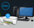 МФУ HP DeskJet 2130 в подарок за покупку любого компьютера Dell.