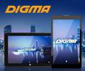 Сертификат Ситилинк номиналом от 500 рублей в подарок за покупку планшетов Digma.