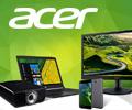До 500 экстрабонусов в подарок за отзывы и обзоры продукции Acer.