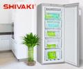 Скидка 15% по промокоду на холодильники и морозильники Shivaki.