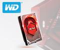 Экстрабонусы до 5% от цены в подарок за покупку жестких дисков WD Red.