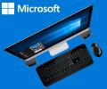 Скидка 20% на аксессуары Microsoft при покупке в комплекте с ПК.