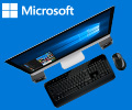 Скидка 20% на аксессуары Microsoft