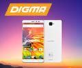Скидка 500 рублей по промокоду на смартфоны DIGMA.