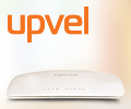 Скидка 10% по промокоду на сетевое оборудование Upvel.