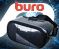 Скидка до 300 рублей по промокоду на очки виртуальной реальности BURO.