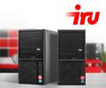 До 4000 экстрабонусов в подарок за покупку компьютеров IRU на базе процессоров Intel®.