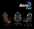 Скидка 10% по промокоду на игровые кресла AEROCOOL.