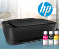 Скидка 20% на комплект: моноблок или ПК HP + МФУ HP.