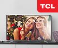 Кредит 0-0-10 без переплат на телевизоры TCL.