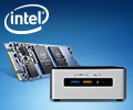 При покупке Intel NUC вместе с накопителями SSD Intel - скидка на SSD до 20%.