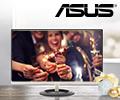 При покупке мониторов ASUS - доставка бесплатно.
