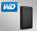 Экстрабонусы 5% от цены за внешние жесткие диски WD Elements.