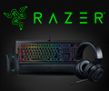 Скидка 15% на комплект из двух разных товаров Razer.