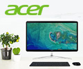 Экстрабонусы 10% от цены за моноблоки Acer.
