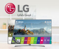 Кредит без переплат 0-0-24 на телевизоры LG.