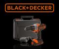 Скидка 18% по промокоду на электроинструменты Black&Decker.