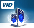 Скидка 5% при покупке комплекта HDD WD + SSD WD.