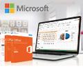 ПО Eset NOD32 Smart Security Family 3 устройства 1 год в подарок за Microsoft Office.