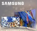 Скидка 100% на второй телевизор при покупке двух телевизоров Samsung в комплекте.