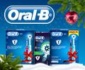 Выгодное предложение на электрические зубные щетки Oral-B.