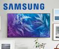 Экстрабонусы до 15% от цены за телевизоры Samsung.