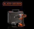Скидка 20% на ассортимент товаров Black&Decker.