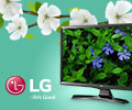 Экстрабонусы до 2000р за телевизоры LG.