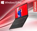 Экстрабонусы 3000 рублей за ноутбуки Lenovo для бизнеса с Windows 10 Pro