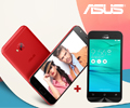 Купите смартфон Asus Zenfone Selfie Pro  и получите Asus Zenfone Go в подарок