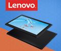 Скидки до 2000 рублей по промокоду на планшеты Lenovo.