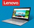 Скидка 3000 рублей по промокоду на ноутбуки Lenovo на базе гибридного процессора AMD.