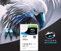 Скидка 5% по промокоду на жёсткие диски Seagate Skyhawk.