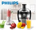 Скидка 25% по промокоду на кухонную технику Philips.