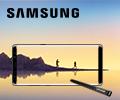 Карта VISA в подарок за смартфоны Samsung.