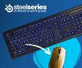 При покупке двух товаров SteelSeries в комплекте - второй товар со 100% скидкой.